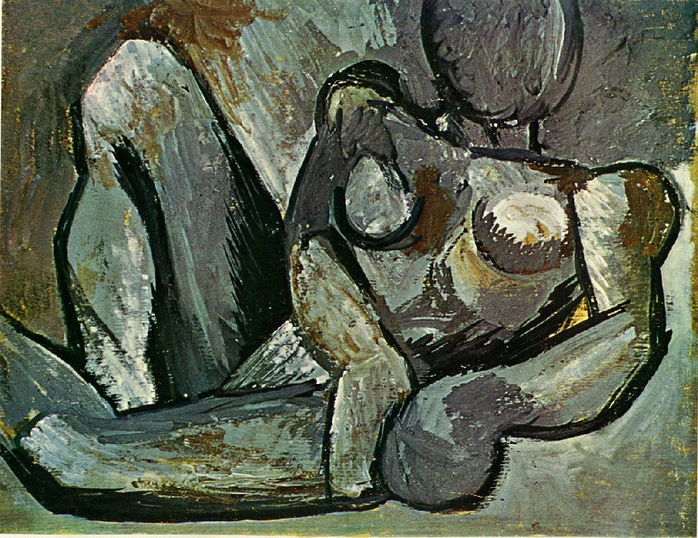 Picasso Reclining Nude 1908