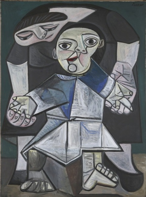 Picasso Firsts steps 1943