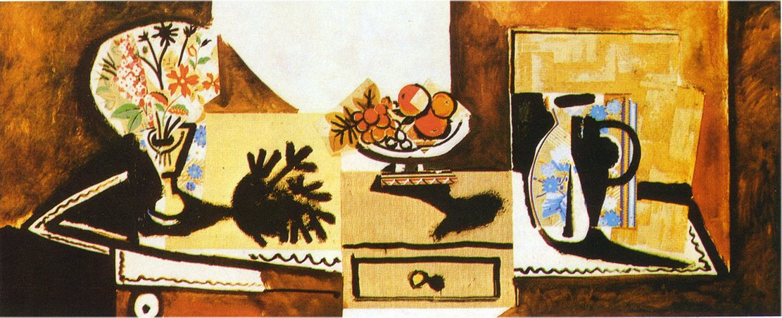 Picasso Still life on the dresser 1955