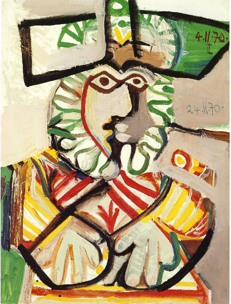 Picasso Musketeer 1970